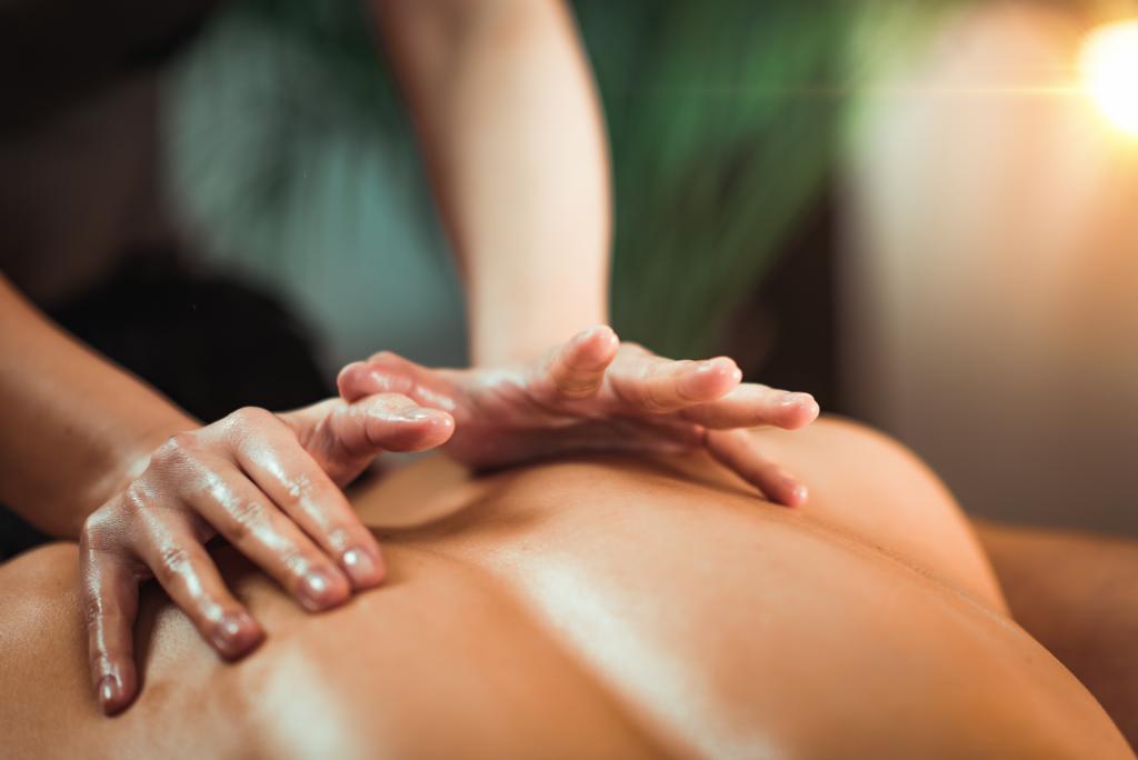 Sensual Massages Listings