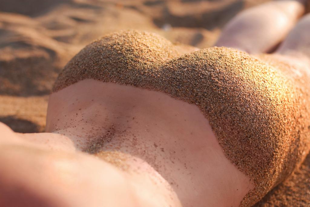 Erotic Massage: Bucket List