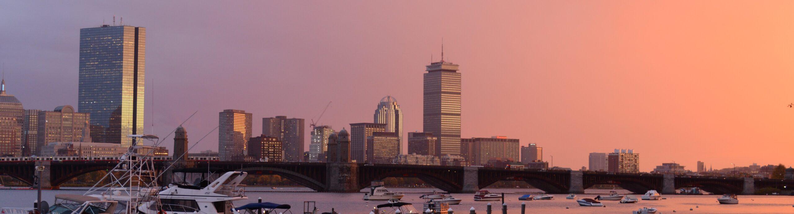 Bostonas, MA
