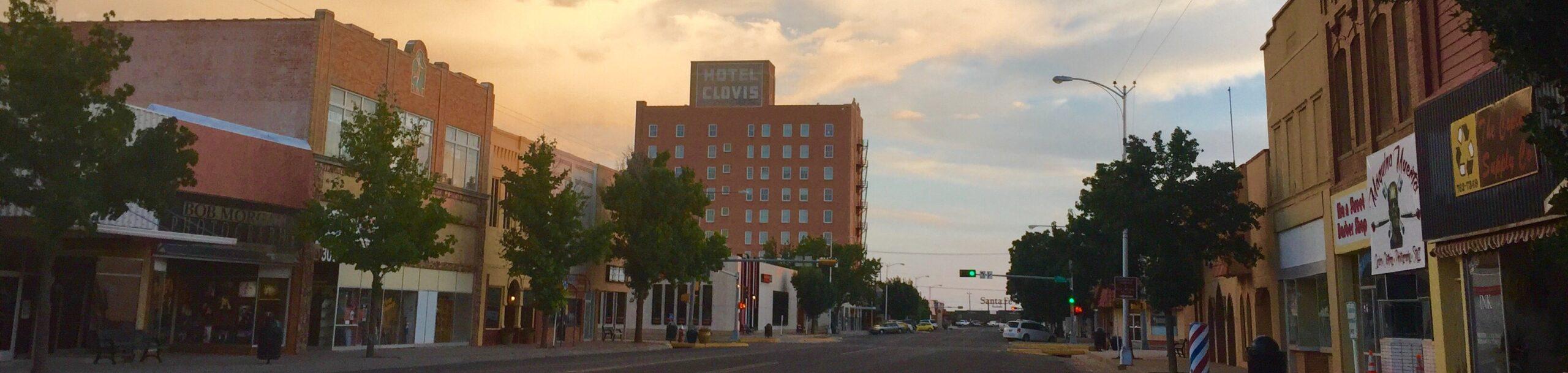 Clovis, Nouveau-Mexique