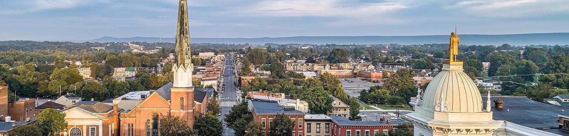 Chambersburg, Pennsylvanie