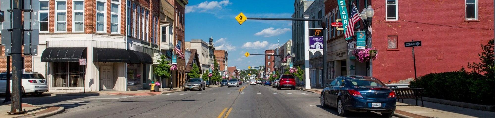 Ашленд, Огайо