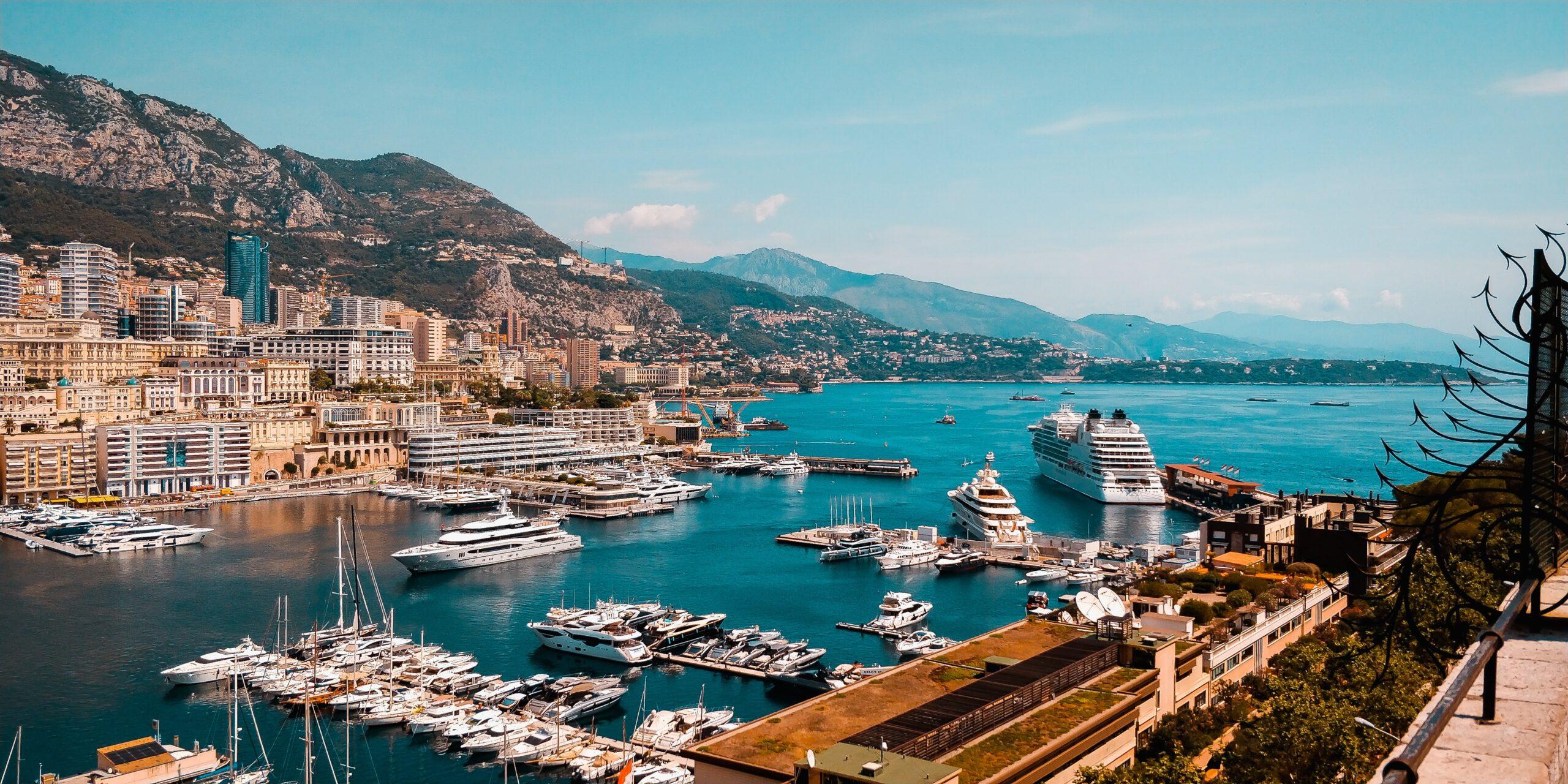 Монако город