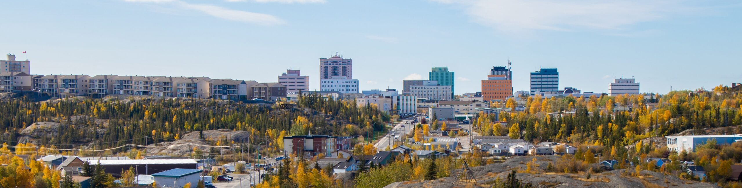 Yellowknife, Territoires du Nord-Ouest