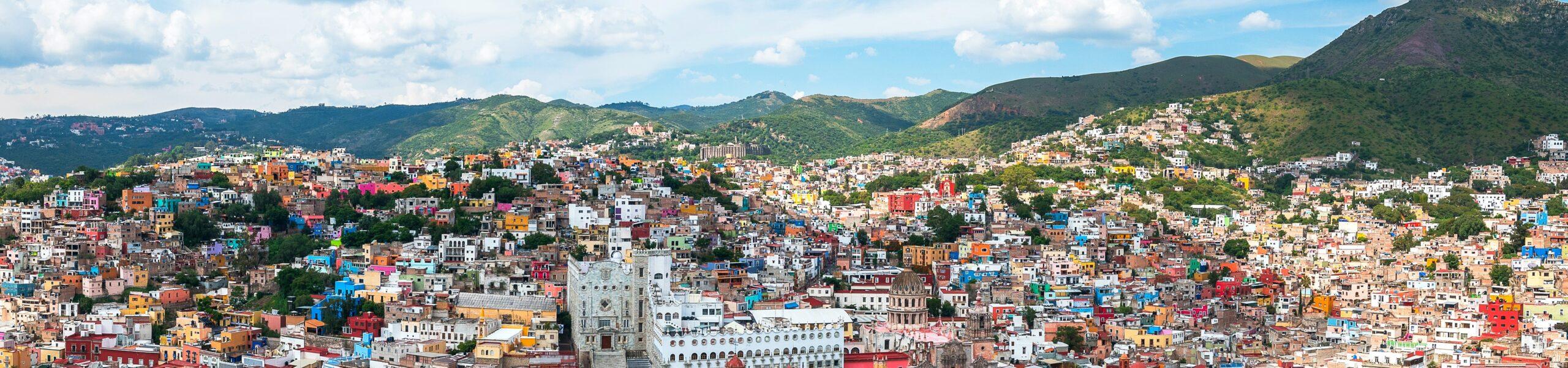 Ville de Guanajuato